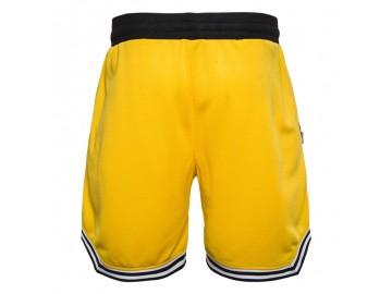 Bermuda Masculina Com Cordão - Amarelo